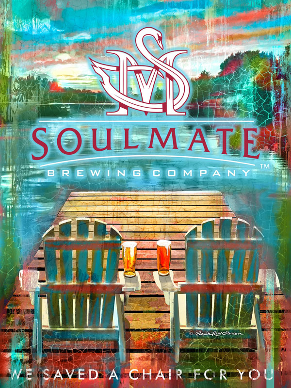 SoulMate Brewing 2 chairs